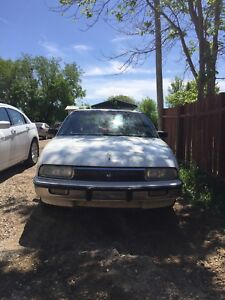 1991 buick regal limited $800 only for a week