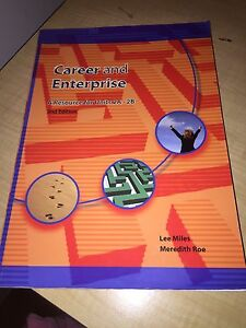 Career and Enterprise: A resource for Units 2A and 2B - 2nd edition Mullaloo Joondalup Area Preview