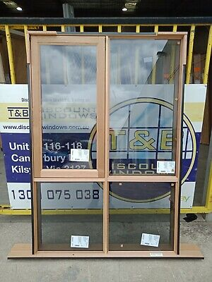 Timber Cedar Awning Window - 1800H X 1210W  (Item 4280/10)