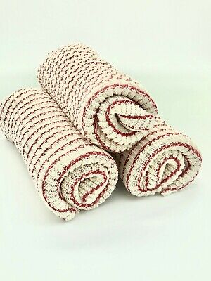 World's Best Dish Cloth (6 Pack, Red)