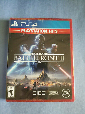 NEW - Star Wars Battlefront 2 (PS4) Sony Playstation 4 - Shooter - Free ShipN!