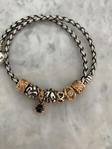 Pandora 14ct Gold Charms For Sale