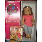 American Girl ISABELLE 2014 Doll of the Year Doll WITH HIGHLIGHTS & Book - NIB