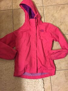 The north face girls jacket size 7/8