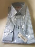 Brand New Thomas Pink Blue Check Shirt Paddington Eastern Suburbs Preview