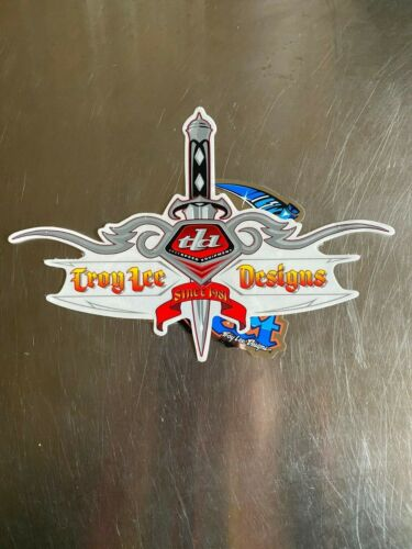 Troy Lee Designs since 1981 Decal Sticker TLD