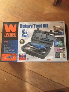 Rotary Tool Kit $25 obo. Pick up in Picture Butte