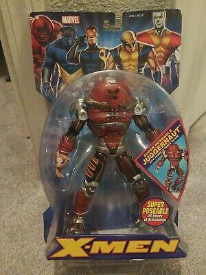 NEW 2006 ToyBiz Marvel X-Men Super Poseable Juggernaut Action Figure