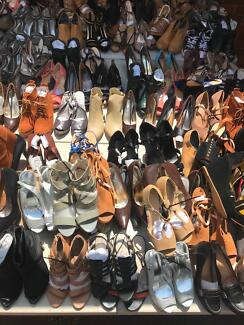 Brand New Designer Shoes 140-150 pairs