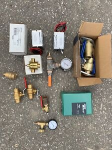 Hydronics Parts and Fittings