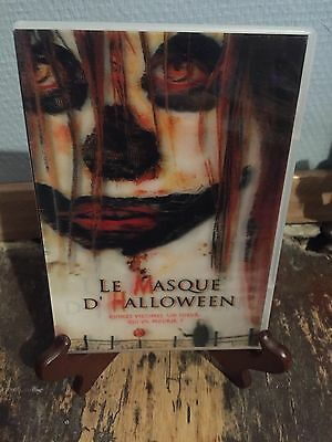 lloween - horreur (Le Masque D'halloween)