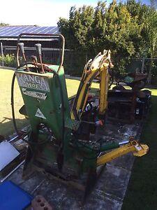 KANGA HOE! Backhoe, excavator, kanga, dingo, mini digger!! Algester Brisbane South West Preview