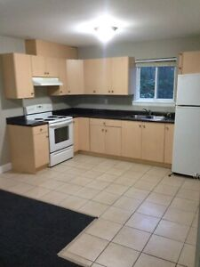 2 bedroom walk out basement for rent