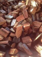 FIREWOOD  SEASONED DRY SPLIT JARRAH  PICKUP OR PROMPT DELIVERY Malaga Swan Area Preview