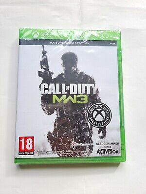 Call Of Duty Modern Warfare 3 Xbox 360 Uno - Nuevo VGA...
