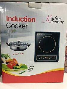 Brand new portable induction cooker with pot and  lid Ultimo Inner Sydney Preview