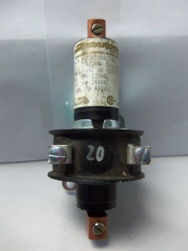 Nice Durakool 1M35A208ACDVWG Mercury Contactor Relay