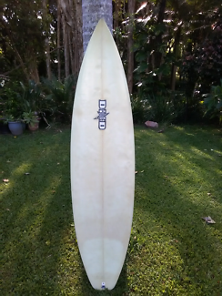 "6'6""x19""x2½"" dhd in great condition"