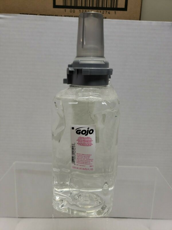 GOJO Clear and Mild Foam Handwash 1250mL EXP 072020