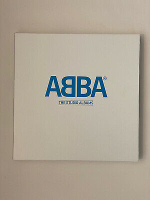 ABBA BOX SET - THE STUDIO ALBUMS 180g Vinyl