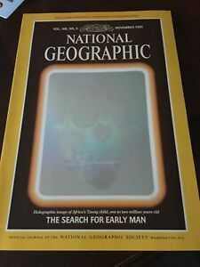 National Geographic The Search for Early Man