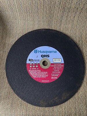 New Husqvarna K750 K760 Blade Disk New Take Off Oem Box405a