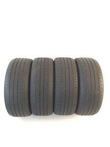 Four 205/55/R16 Allseason Bridgestone Turanza EL400  Goodtread