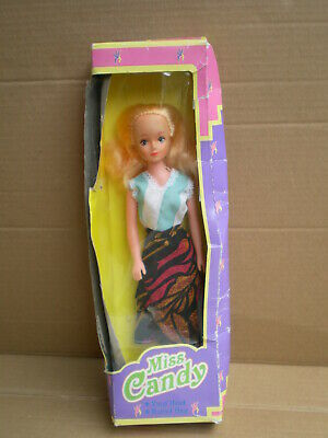 """Vintage Miss Candy Betty Teen Clone Fashion 11"""" Doll 90s"""