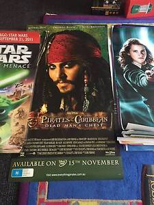 Posters - movie posters in great condition,list below-120posters Parkinson Brisbane South West Preview