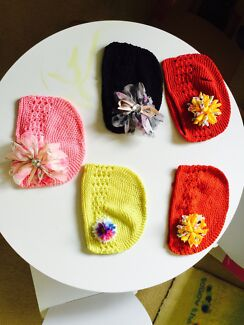 Khalifa hat, Bows , Head band etc. Raby Campbelltown Area Preview