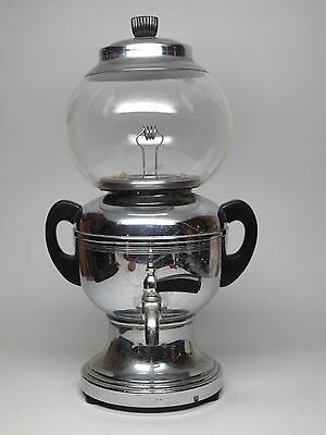 Antique Farberware Coffee Robot 510 Automatic Vacuum Coffee Maker Percolator VTG