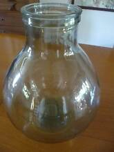 GLASS HOME BREW  BEER WINE FERMENTER CARBOY Annerley Brisbane South West Preview