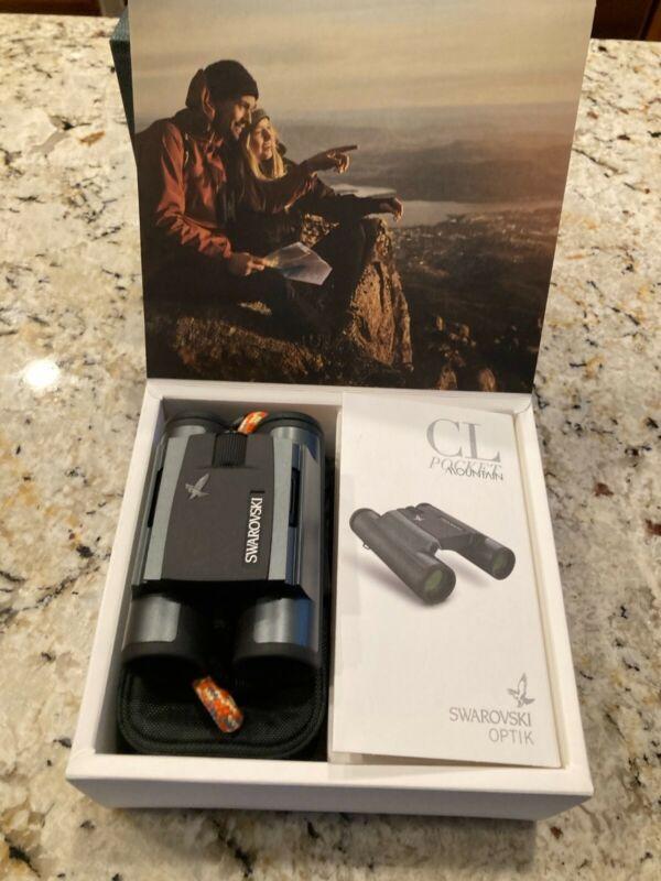 Swarovski CL Pocket 8x25 Pocket Mountain Binoculars