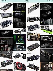 WANTED!! Gtx 1080 any make any model