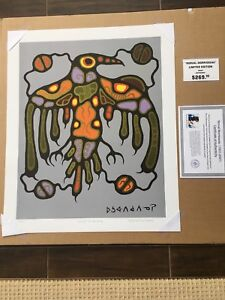 Limited edition norval Morrisseau print