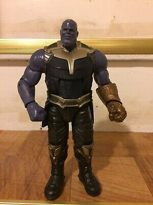 Marvel Legends Avengers Infinity War MCU Thanos BAF Complete