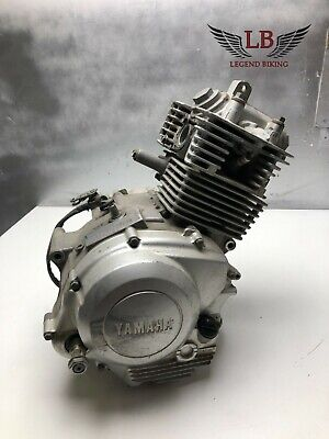 <em>YAMAHA</em> XT 125 R 2003 ONWARDS COMPLETE ENGINE
