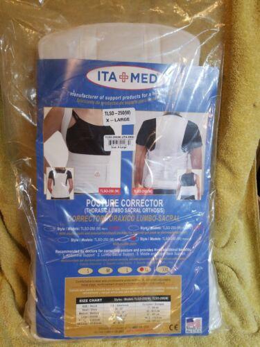 ITA-MED Women's Posture Corrector - Thoracic Lumbosacral Ort