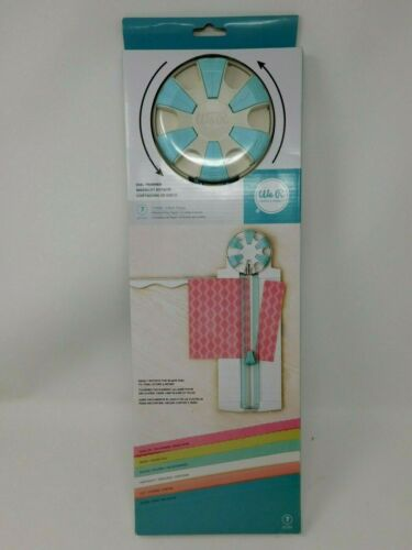 American Crafts We R Memory Keepers Dial Trimmer Tool 663160 New in Box