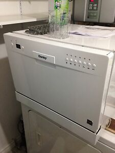 Danby Apartment Countertop dishwasher