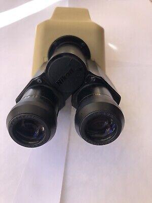 Nikon Microscope Head