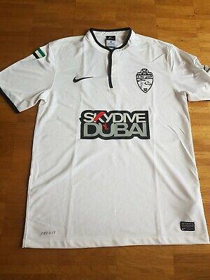 Al Ahli Dubai 1970 Nike Fußball Soccer Football Trikot Shirt Jersey M medium UAE image