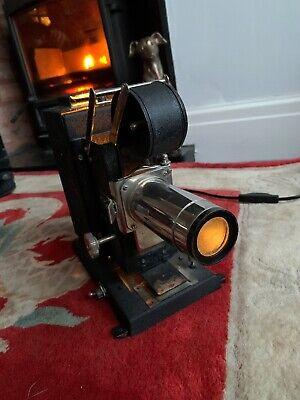 Vintage Projector Lamp Steampunk