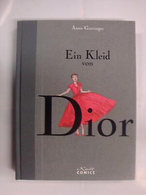 Ein Kleid von Dior, limitiert, 99 Stück, Kult Comics, neu, VZA, Goetzinger