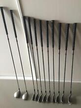 Maxfli set of golf clubs Northgate Port Adelaide Area Preview