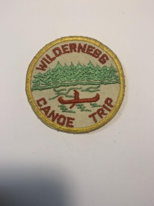 Boy Scout wilderness canoe trip (1-187)