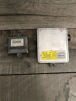 2006-11 BMW 325i OEM Right RH HeadLight Xenon HeadLamp Ballast Control Module