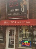 TURNKEY Hair Salon asking $69000