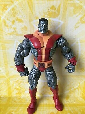 Marvel Legends Toybiz Series V Colossus Action Figure (D)