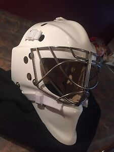 Goalie mask new Sr fusion